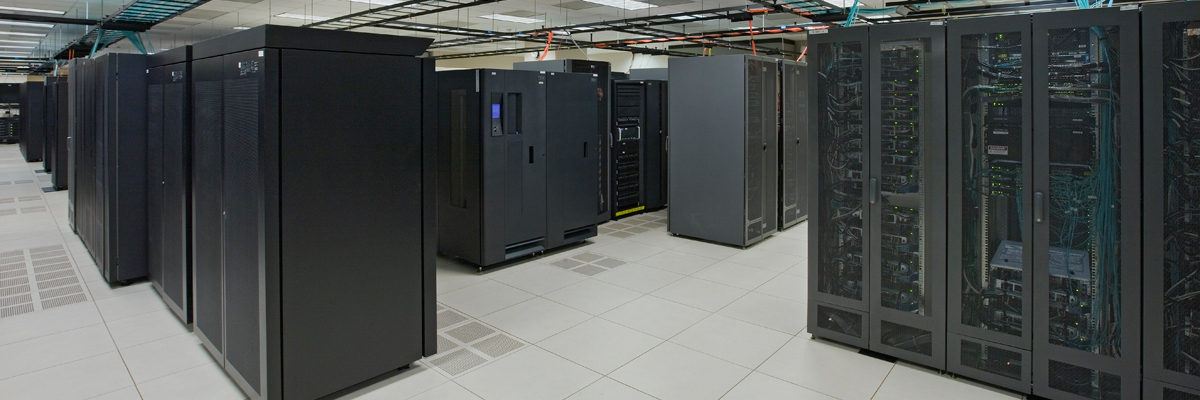 Dedicated Servers Data Centers